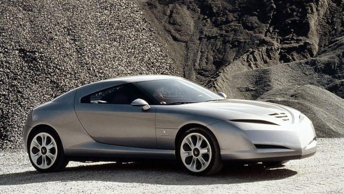 Old Concept Cars: Alfa Romeo Bella
