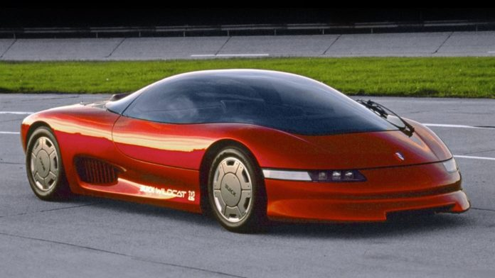 Old Concept Cars Buick Wildcat