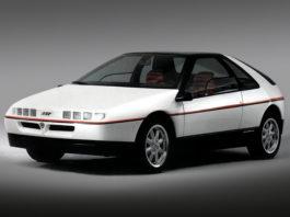 Old Concept Cars: Lancia HIT by Pininfarina