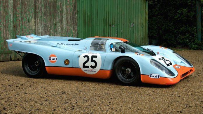 Porsche 917K replica for sale