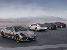 Porsche presented new version of the Panamera