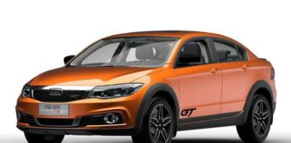 Qoros will present two new versions of the Qoros 3