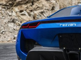 Rezvani has released another teaser photo of the Beast Alpha