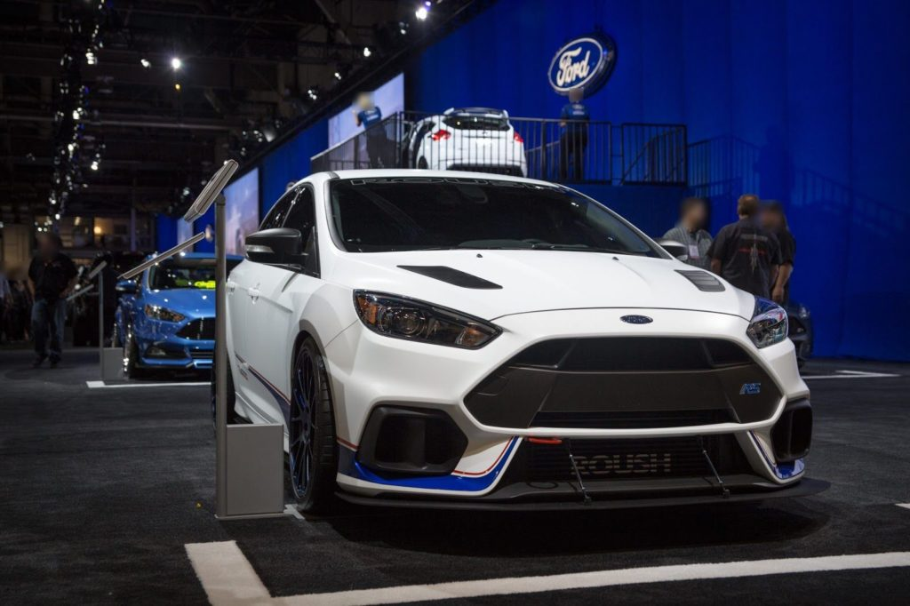 Roush's Ford Focus RS produces 500 hp