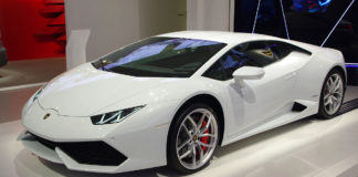 Rumors: Lamborghini will present a new model in the next weeks