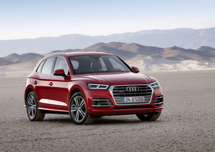 Rumors The AUDI Q5 RS will produce close to 500 hp