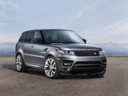 Rumors The Range Rover Sport Coupe will be electric