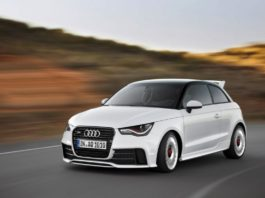 Rumors The new Audi RS1 will produce 300 hp