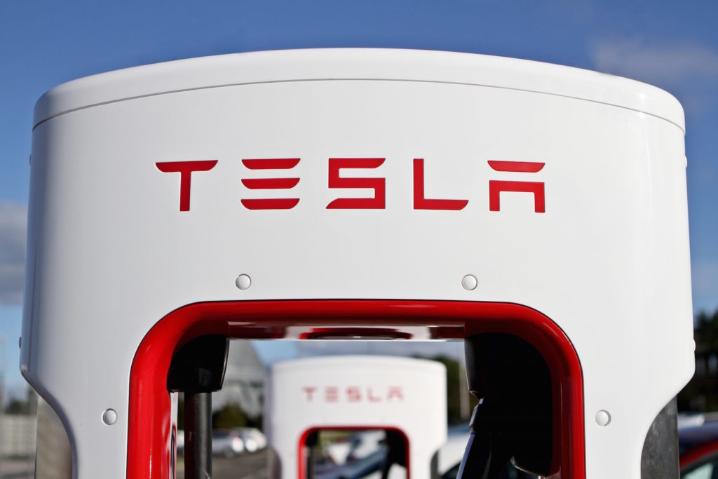 Tesla will start charging for their superchargers