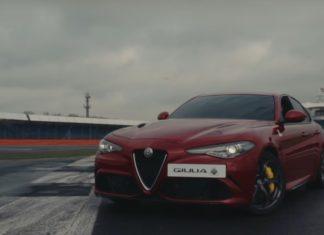 The Alfa Romeo Giulia Quadrifoglio has set a new record at Silverstone