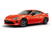Toyota GT86 Solar Orange Limited Edition