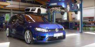 Volkswagen Golf R by HGP