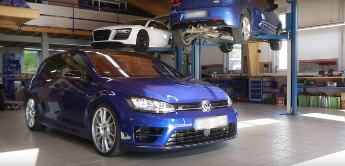 Volkswagen Golf R by HGP