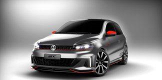 Volkswagen presented the Gol GT in Sao Paulo
