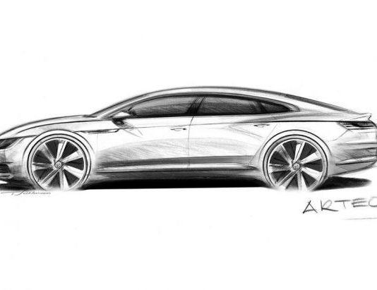 Volkswagen teases the Arteon