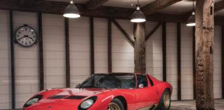 1971 Lamborghini Miura SV is heading to auction