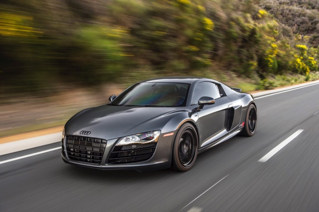 Audi R8 AMS Alpha 10