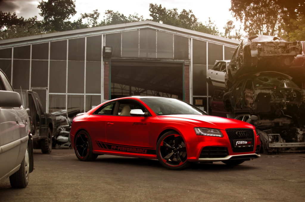 Audi RS5 Coupe by Fostla