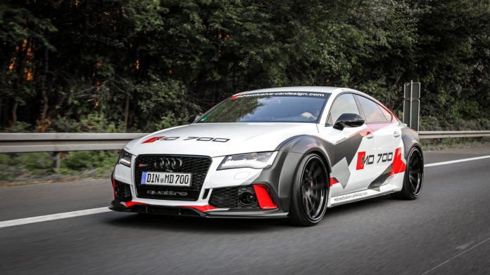 Audi S7 by M&D Exclusive Cardesign