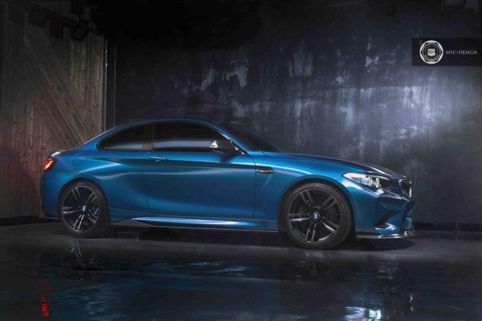 BMW M2 by MTC Design