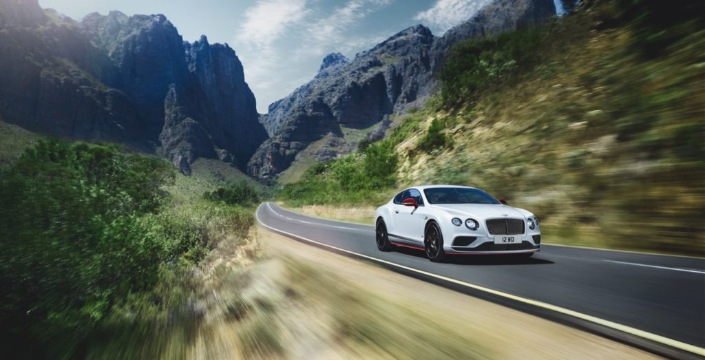 Bentley Continental GT V8 S Black Edition