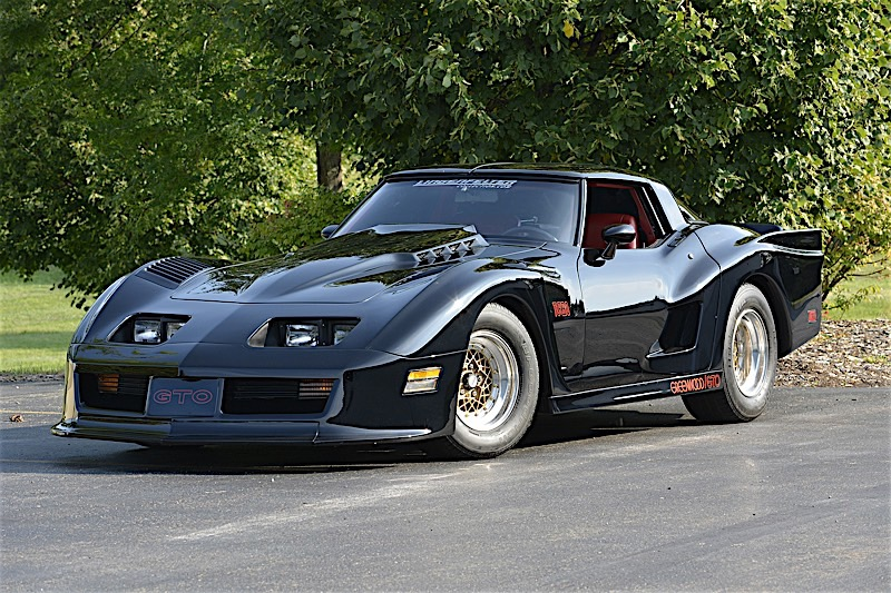 Car Legends 1981 Chevrolet Corvette GTO
