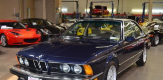 Car Legends 1987 BMW M6