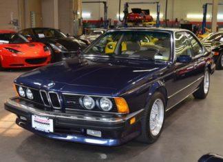 Car Legends 1987 BMW M6