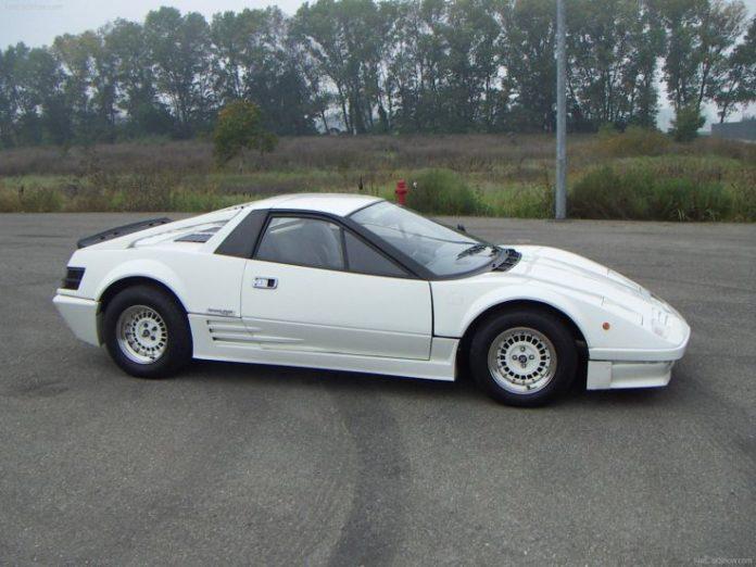 Car Legends Covini B24 Turbocooler