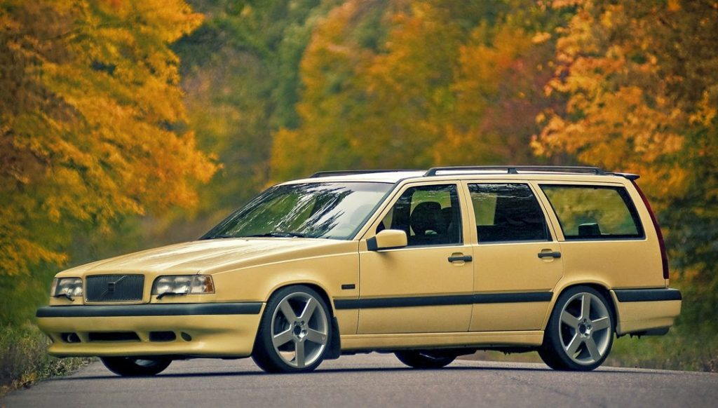 Car Legends Volvo 850 T5 R