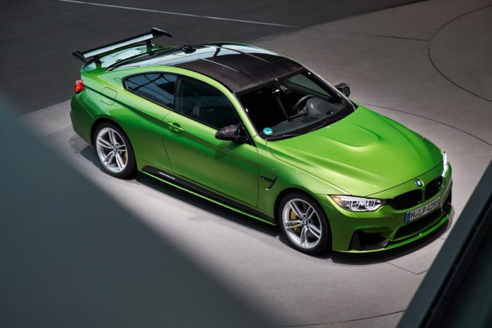 Marco Wittmann has been gifted a BMW M4