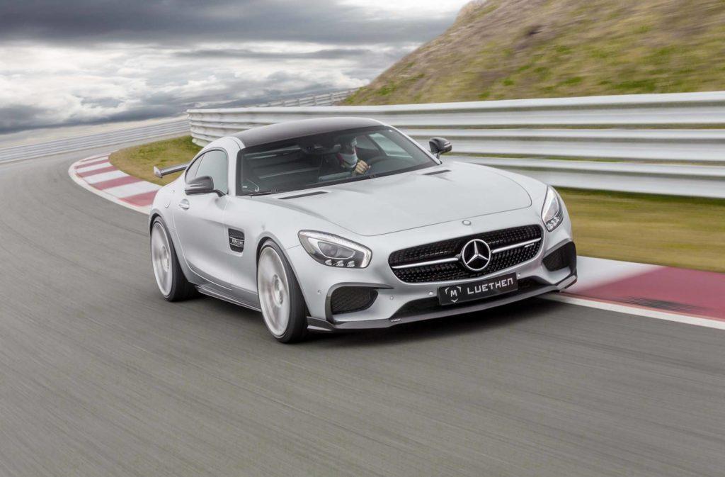 Mercedes-AMG GT by Luethen Motorsport