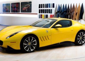 New information on the Ferrari SP 275 RW Competizione