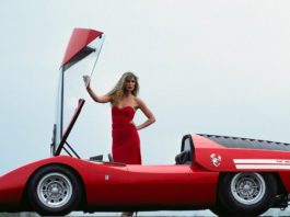 Old Concept Cars Fiat Abarth 2000 Scorpione