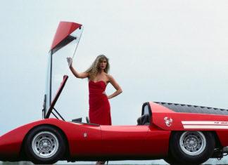 Old Concept Cars Fiat Abarth 2000 Scorpione