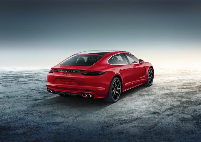 Porsche Panamera Turbo by Porsche Exclusive