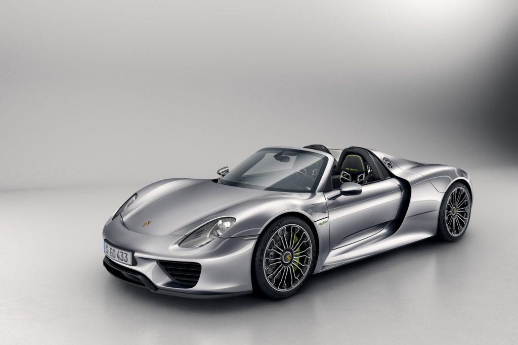 Porsche is recalling 306 918 Spyder