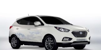 Rumors The new Hyundai ix35 Fuel Cell will have an autonomy of over 340 miles