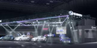 Subaru BRZ STI Sport Concept