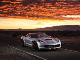 The new Corvette will be equipped with a 6.2-liter DOHC V8