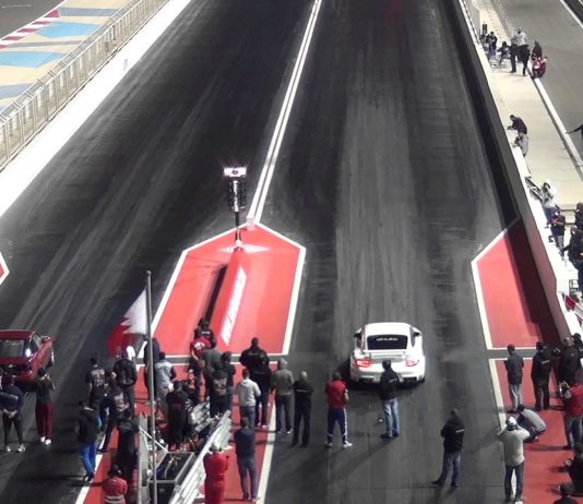 World's fastest Porsche 997 GT2 does the quarter-mile in 8,169 seconds