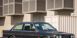 1986 Alpina B6 E30 is heading to auction