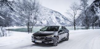 2017 Opel Insignia Grand Sport AWD