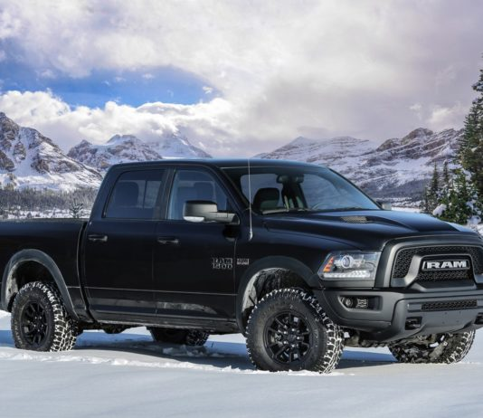 2017 Ram 1500 Rebel Black Edition