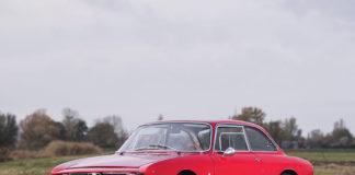 A 1965 Alfa Romeo Giulia Sprint GTA is heading to auction