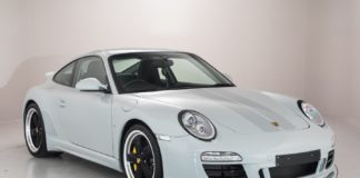 A 2010 Porsche 911 Sport Classic with just 80 miles is up for sale