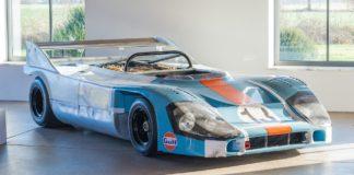 An original Porsche 917 is heading to auction