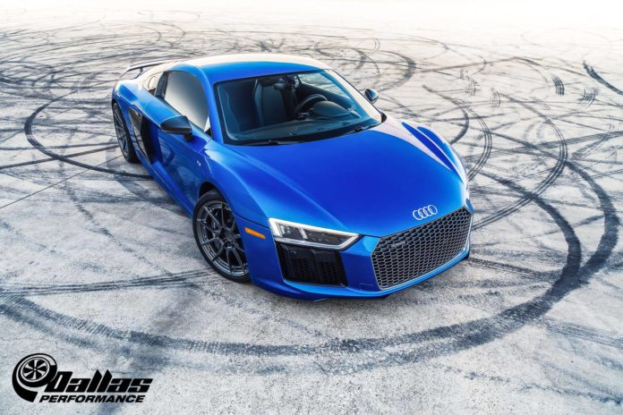 Audi R8 V10 Plus by Dallas Performance
