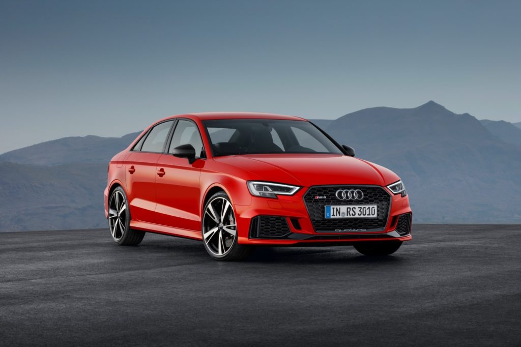 Audi is preparing a four door A3 Coupe