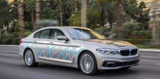 Autonomous BMW 5 Series